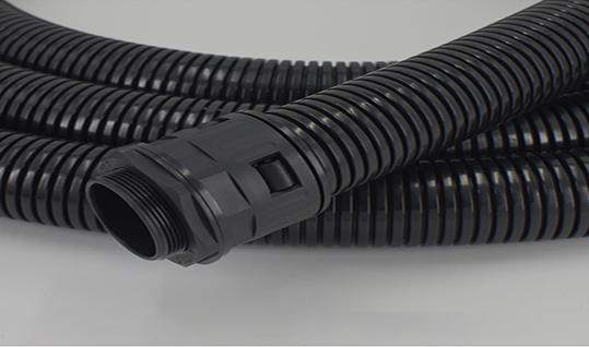 塑料pe波纹管在生产加工要注意细节